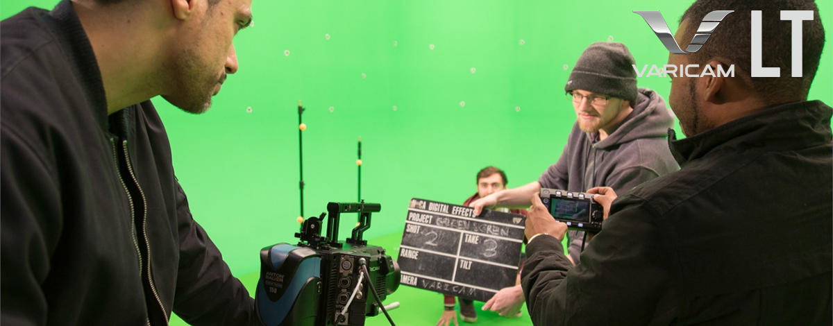 VariCam LT at  Bournemouth-University